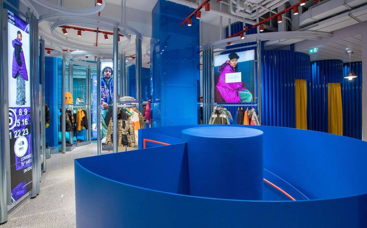 VF Corp. (The North Face y Supreme) salta al multimarca con una primera tienda en Milán