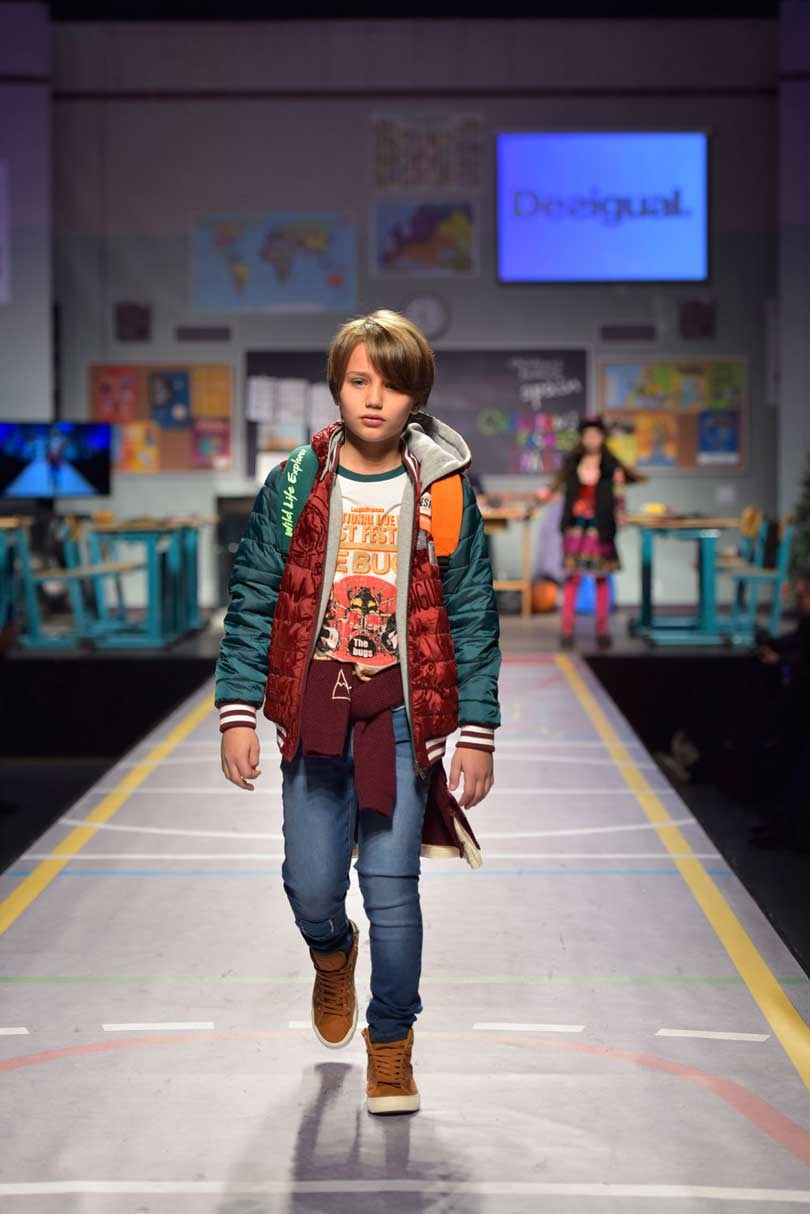 La Children's Fashion from Spain School regresa a Pitti Bimbo